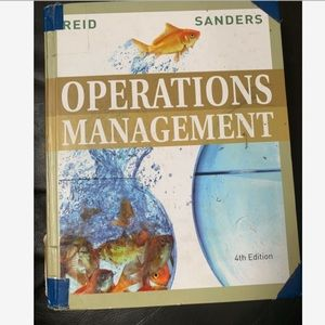 Operations Management, 4th edition